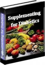 Supplements For Diabetics