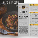 High Converting New Keto Diet Offer
