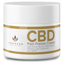 CBD Pain Freeze Cream - The New Miracle