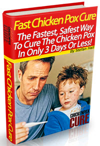 Fast Chicken Pox Cure By Stefan Hall