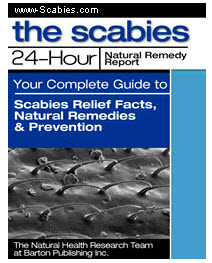 The Scabies 24 Hour Natural Remedy Ebook