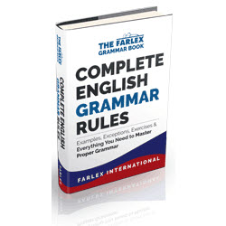 Complete English Grammar Rules