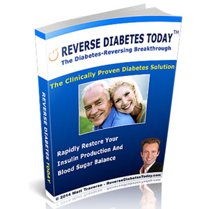 Natural Diabetes Treatment Book